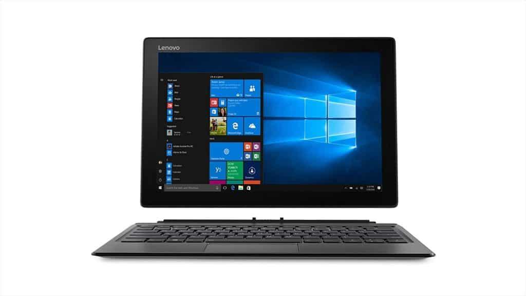 Lenovo Miix 520, 12.2-Inch Windows Laptop, 2 in 1 Laptop