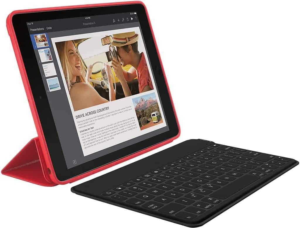 Logitech Wireless Keyboard - Keys-To-Go - Ultra Portable