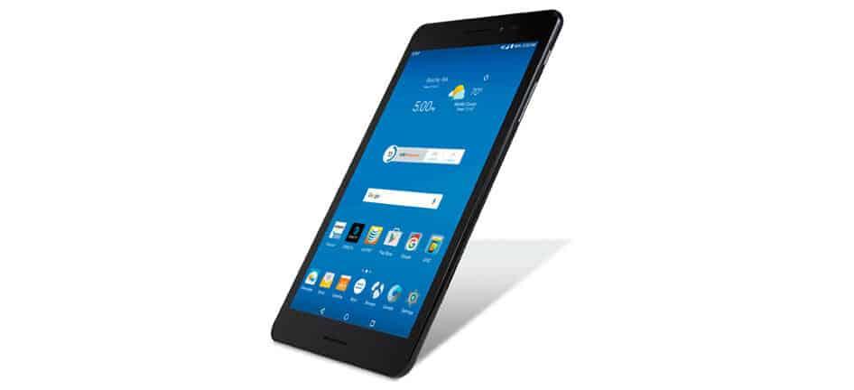ZTE K88 Trek 2 8 tablet