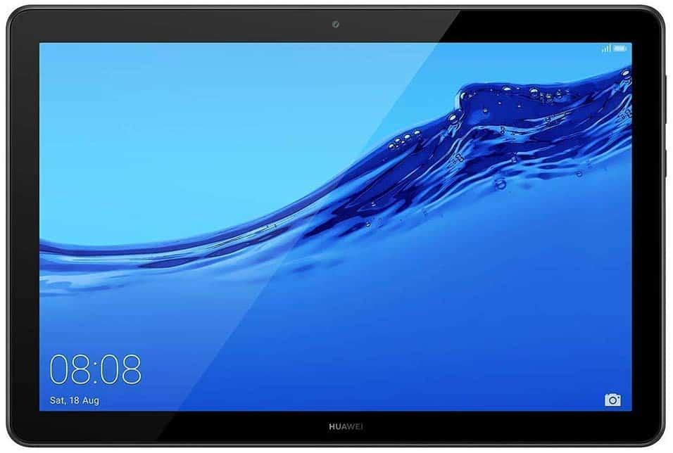 "Huawei Mediapad T5 10"" WiFi black (25,4 cm)"