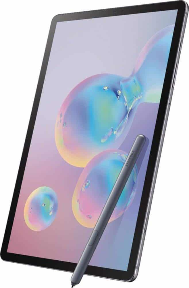 Samsung Galaxy Tab S6 10