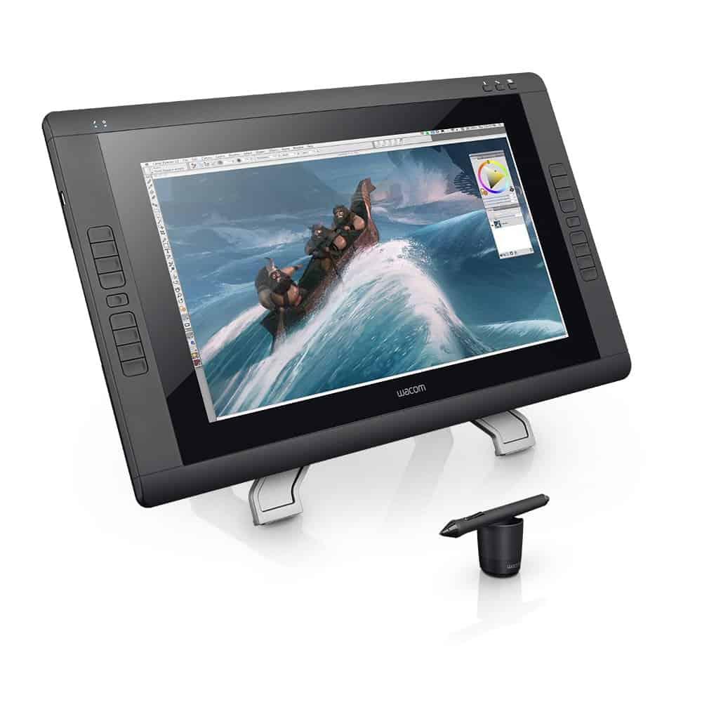 Wacom DTK2200 Cintiq 22HD 21-Inch Pen Display Tablet