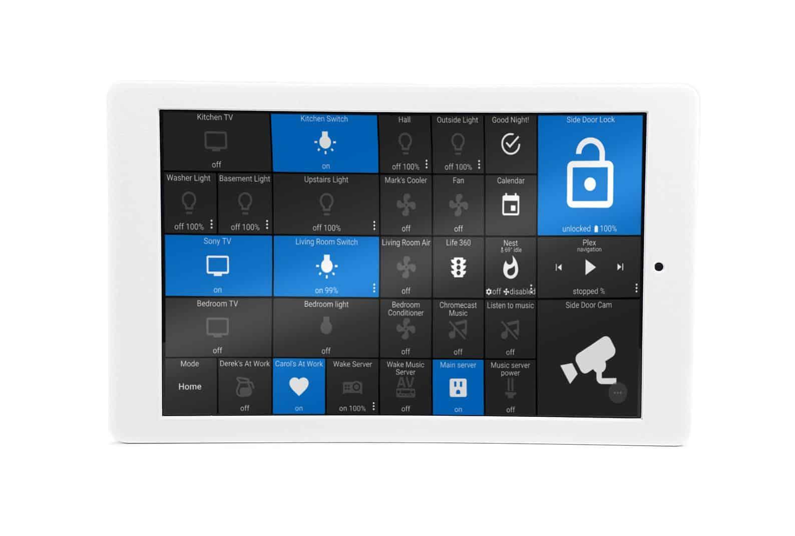 Amazon Fire HD 10 Tablet Wall Mount Kit