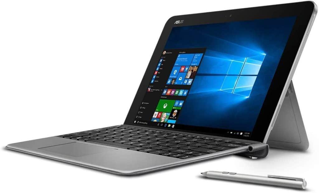 "ASUS 10.1"" Transformer Mini T102HA-D4-GR, 2in1 Touchscreen Laptop"