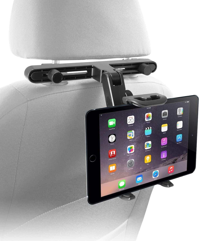 Macally Adjustable Car Seat Headrest Mount