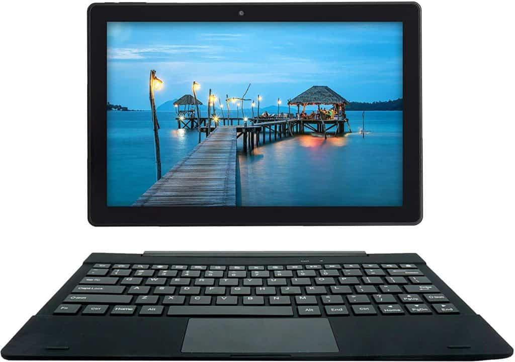 Simbans TangoTab 10 Inch Tablet + Keyboard 2-in-1 Laptop