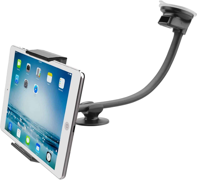 Tablet Car Mount Holder [13 Gooseneck Extension]