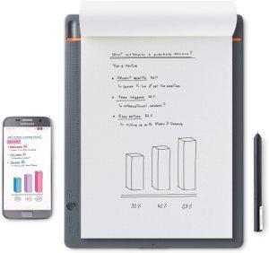 Wacom Bamboo Slate Smartpad Digital Notebook 1