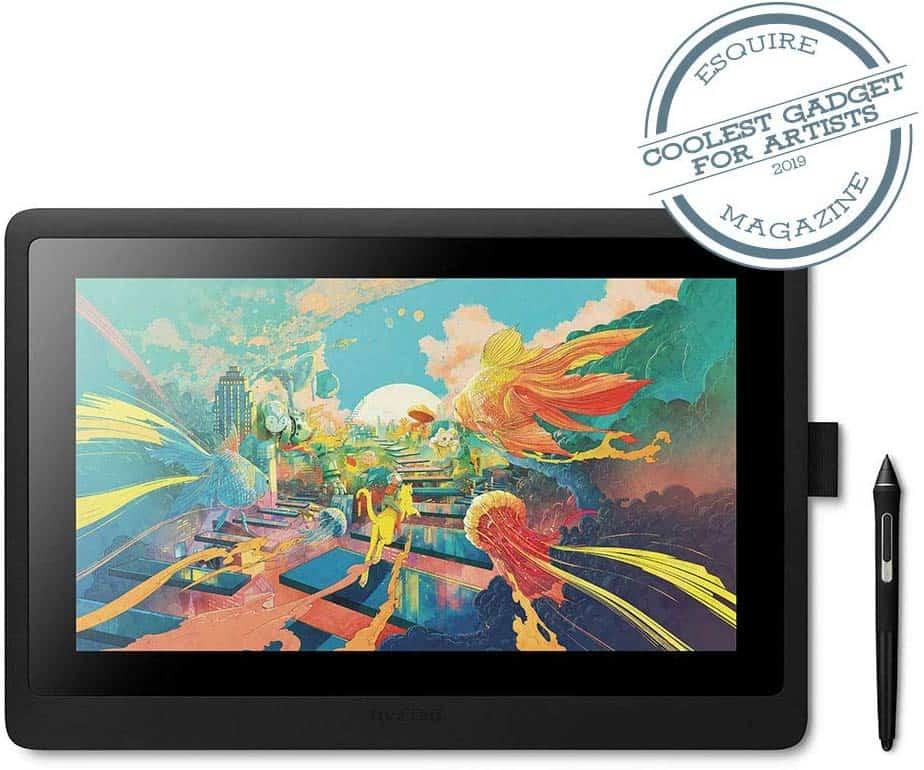 Wacom Cintiq 16 Drawing Tablet with Screen