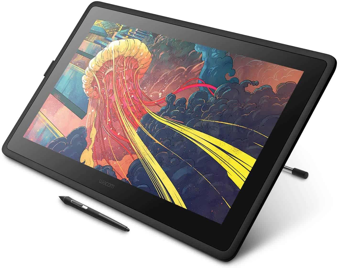 Wacom Cintiq 22 Drawing Tablet with HD Screen