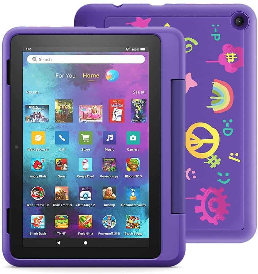 Amazon Fire HD 8 Kids Pro