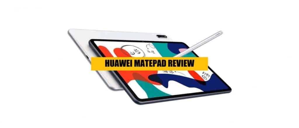 huawei matepad 10.4 review