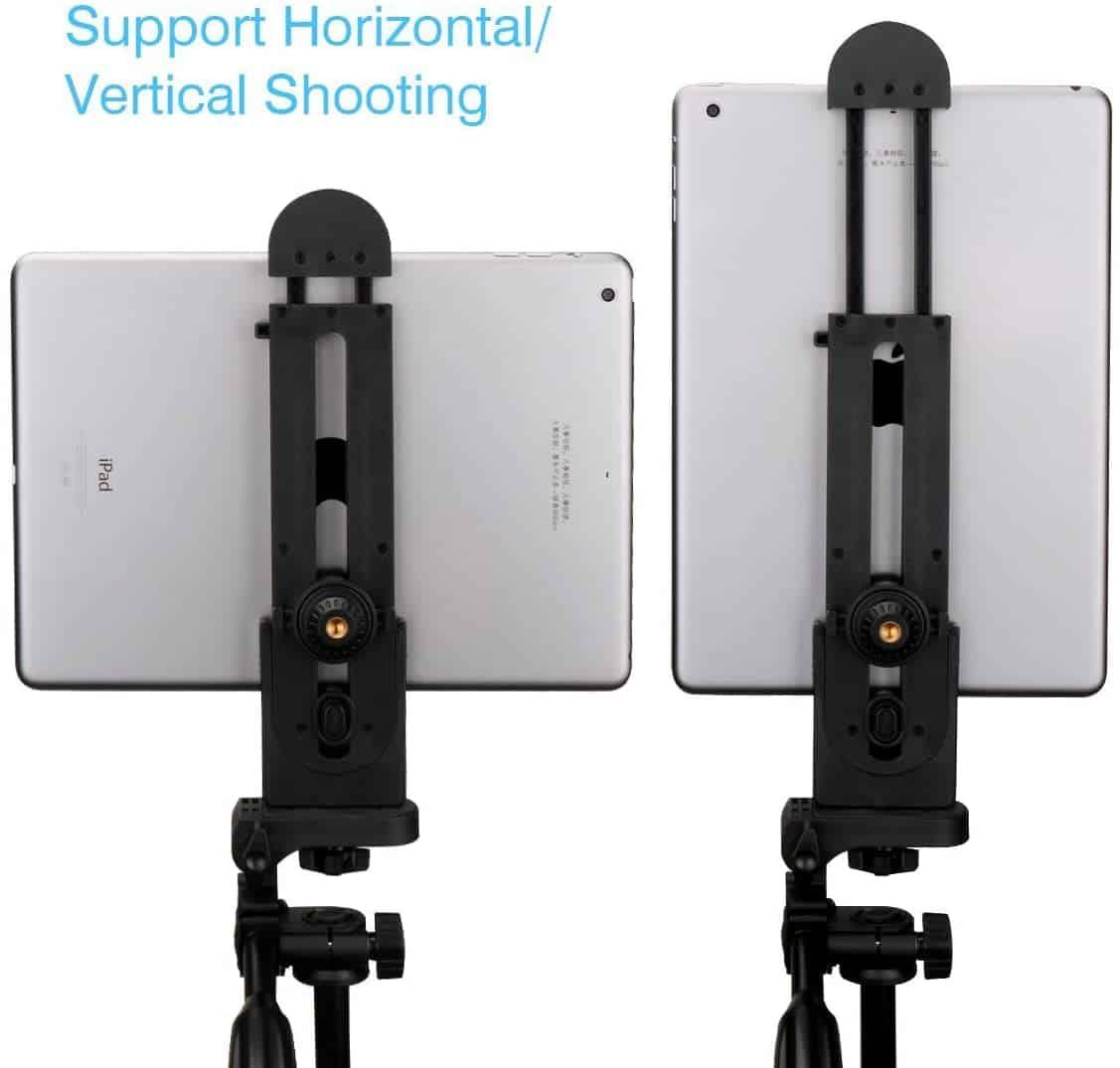 Ulanzi iPad Tablet Tripod Mount Adapter