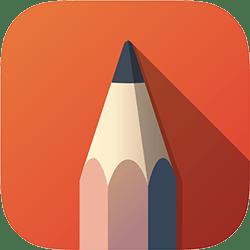 autodesk sketchbook - drawing app