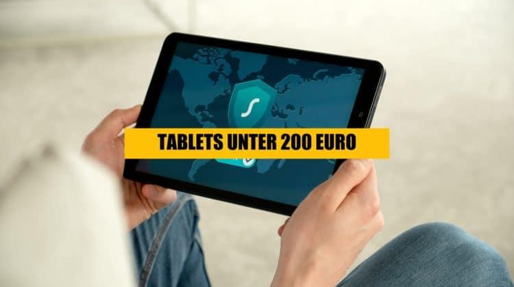 tablets unter 200 euro