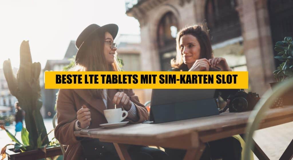 Beste LTE Tablets mit SIM-Karten-Slot-min