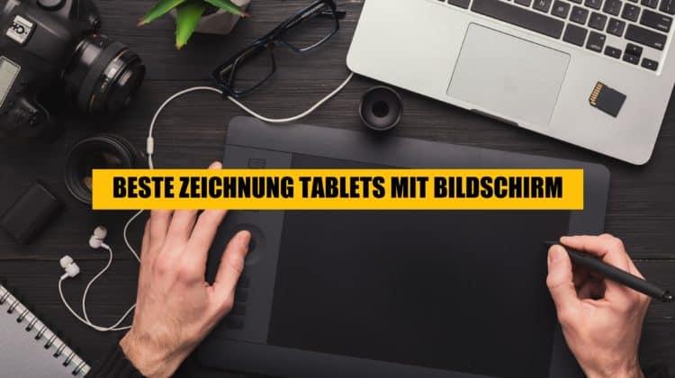 Beste Zeichnung Tablets mit Bildschirm-min