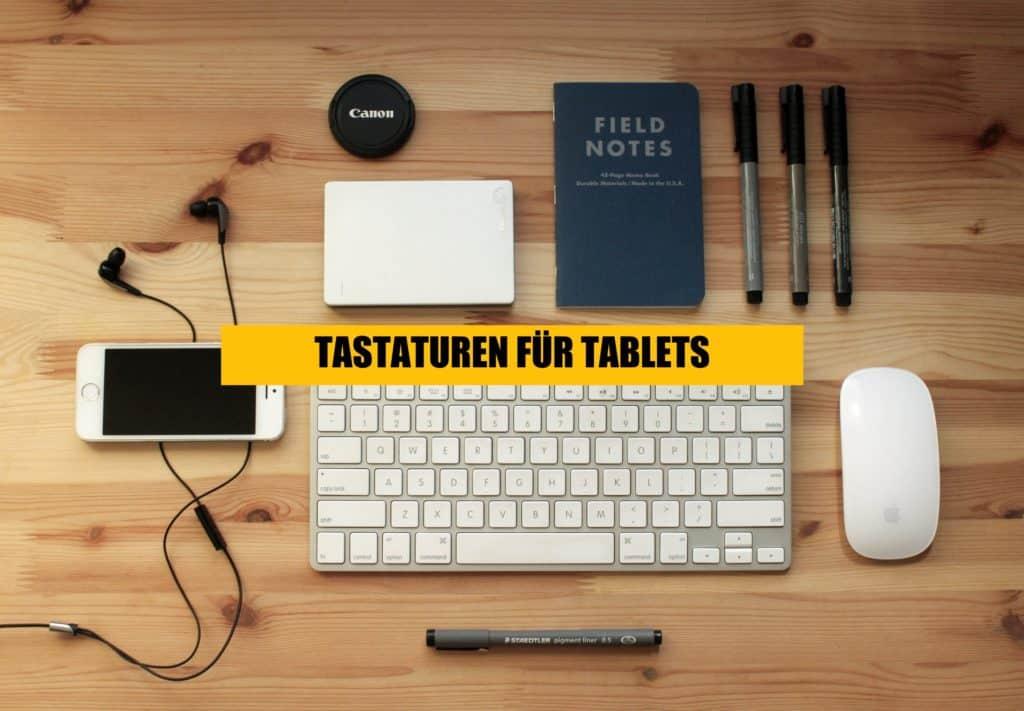 Tastaturen für Tablets