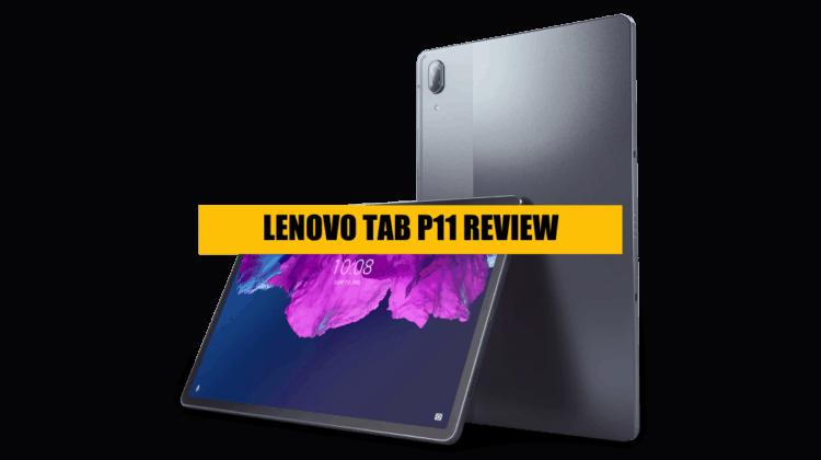 lenovo p11 tab review, pros, cons, specs