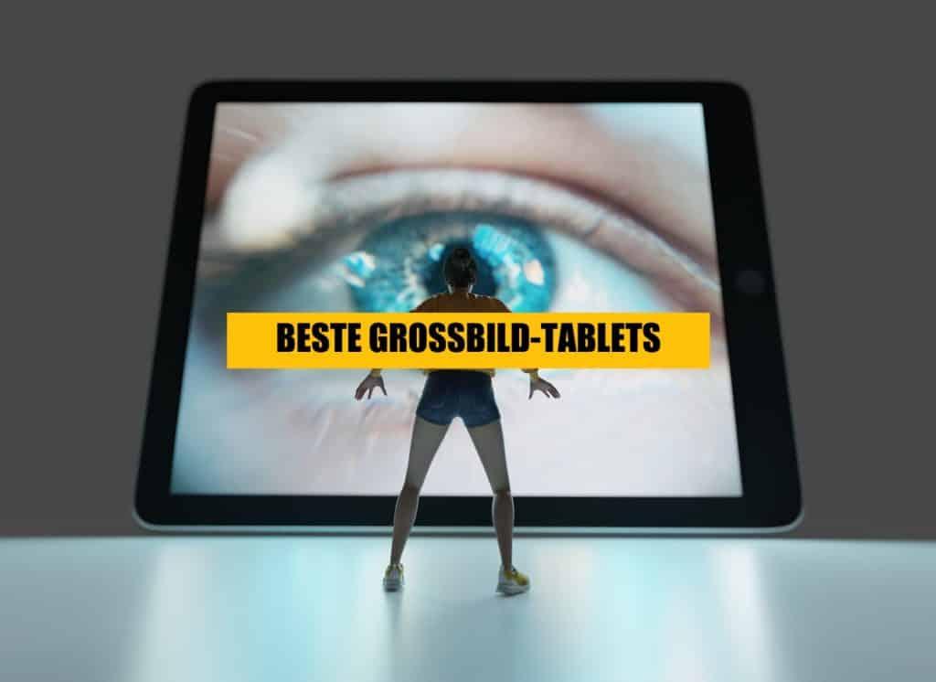 Beste Großbild-Tablets