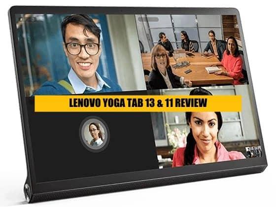 lenovo yoga tab 13 and 11 review